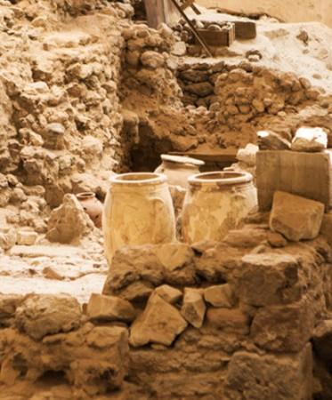 Archeological - Dandelion Travel Santorini - Private Tours
